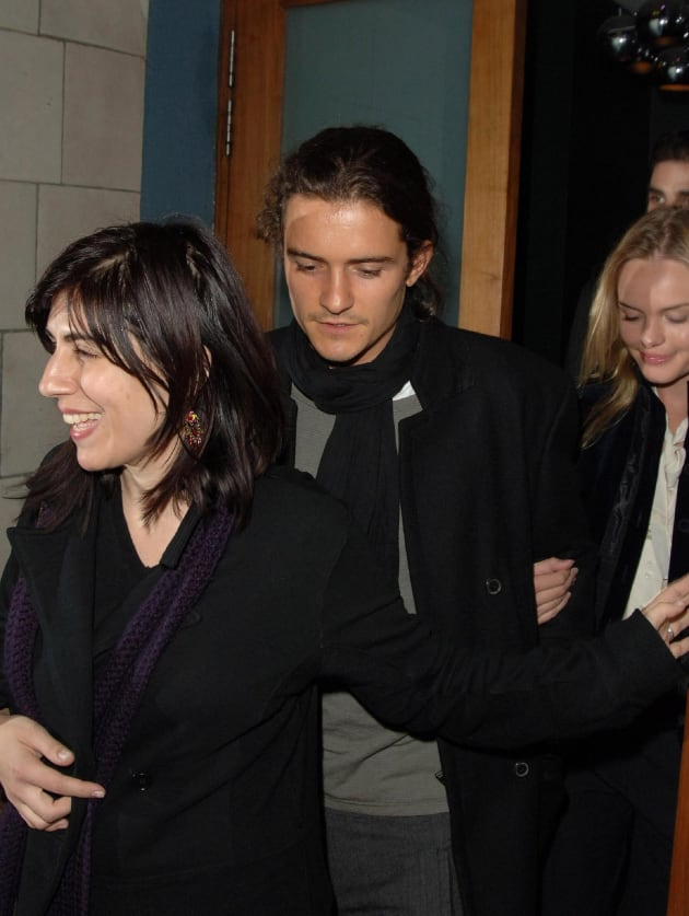 Orlando Bloom And Kate Bosworth