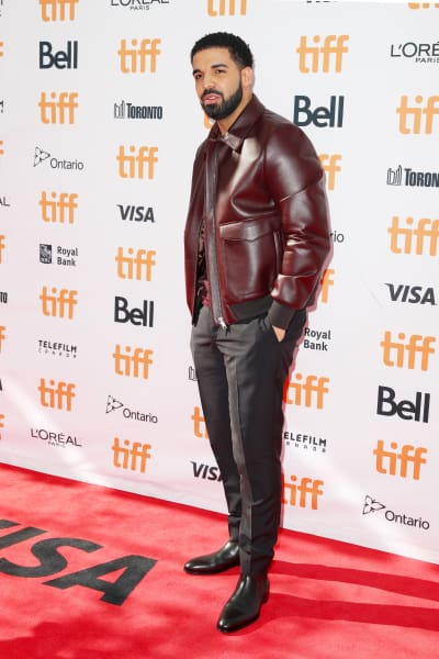 Drake at Film Festival