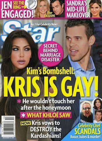 Kris Humphries Star Magazine Cover