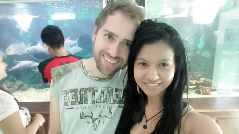 Paul Staehle and Karine: 90 Day Fiance Stars FIGHT on Instagram Live!