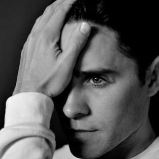 Jared Leto Short Hair Photo