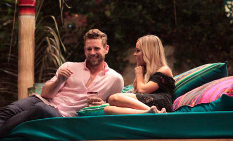 Amanda Stanton and Nick Viall
