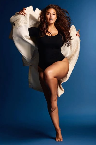 Ashley Graham Grazia pic