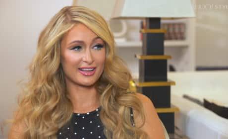 Paris Hilton Interview Pic