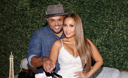 Adrienne Bailon and Israel Houghton: We're Waiting Until Marriage! To Bone!
