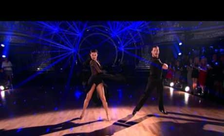 Rumer & Val - Foxtrot / Paso Doble (Dancing with the Stars Finals)