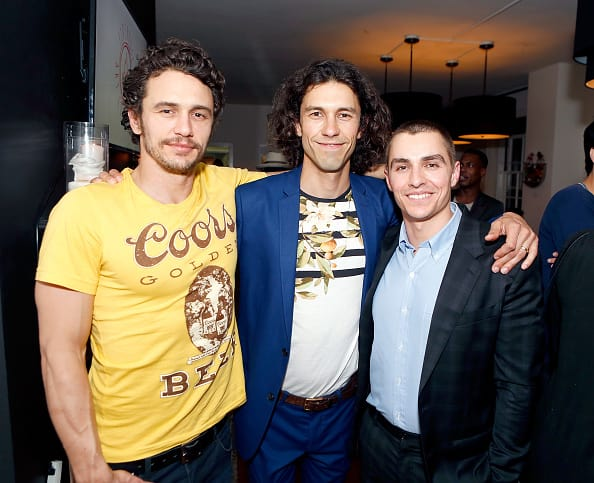 Dave, James and Tom Franco