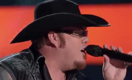 Michael Austin - The Voice Blind Audition