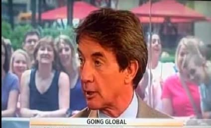 Martin Short Accepts Kathie Lee Gifford Apology for Interview Gaffe