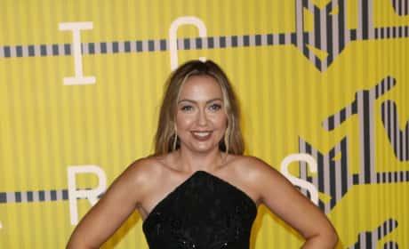 Brandi Cyrus at the VMAs