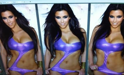 Kim Kardashian: I'm HOT, HOT, HOT!