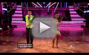 Christina Milian & Mark Ballas - Dancing With the Stars Week 5