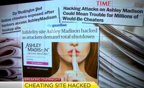 Ashley Madison Hacked; 37 Million Cheaters to Be Outed?!
