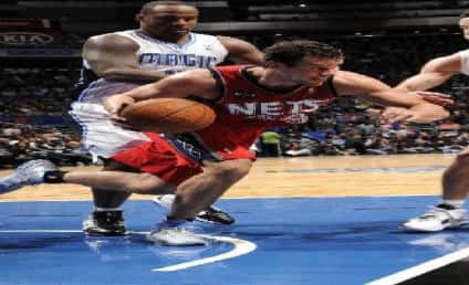 Kris Humphries Just Misses Double-Double in Loss to Magic
