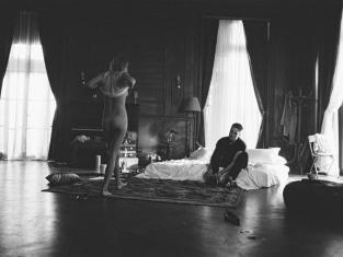 Robert Pattinson Dior Photo