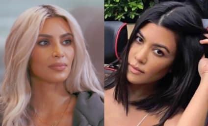 Kardashian Dong Battle: Kim Says Kanye Lays Pipe Better Than Younes