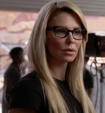 Brandi Glanville in Glasses