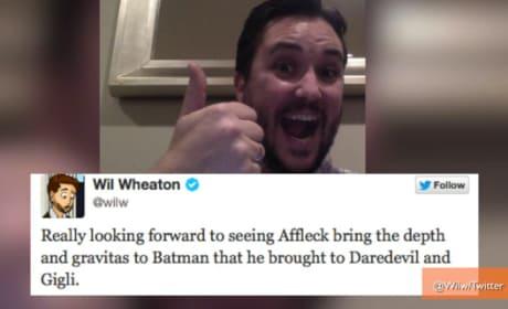 Twitter Reacts to Ben Affleck as Batman