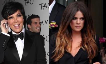 Kris Jenner to Khloe Kardashian: Date Drake!