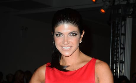 Teresa Giudice Red Carpet Image