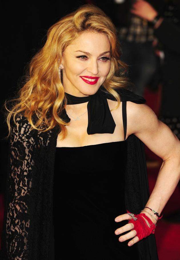 Madonna Photograph