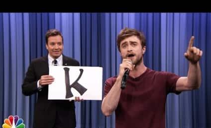 Daniel Radcliffe Raps on The Tonight Show: Watch AMAZING Video Now!