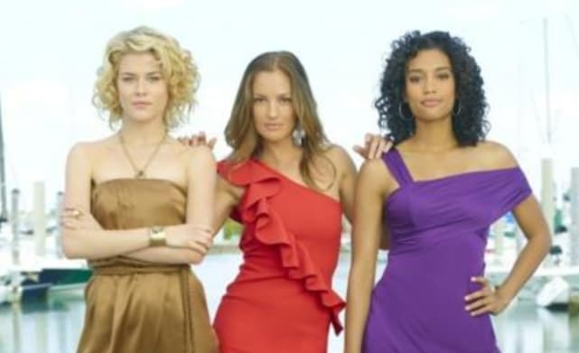 Charlies angels abc
