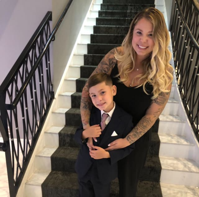Kail and isaac