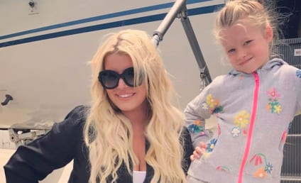 Jessica Simpson's Daughter Graduates Preschool: See the Adorable Picture!