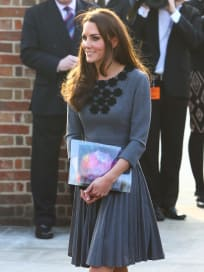 Dressy Kate Middleton