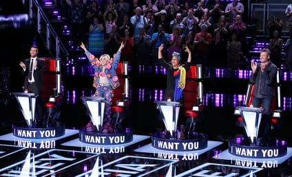 The Voice Recap: Miley Said Knock You Out!