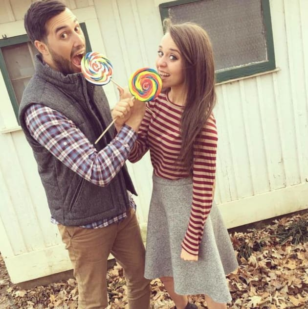 Jinger and Jeremy: Expecting a Girl