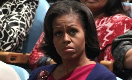 Michelle Obama on Justin Bieber: He Needs a Hug!