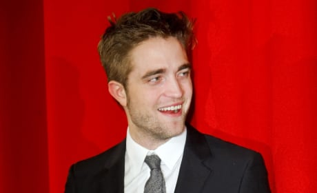 Who's your favorite celeb, Robert Pattinson or Miley Cyrus?