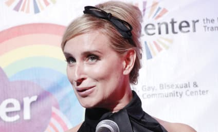 Sonja Morgan: In Debt, Angry at John Travolta
