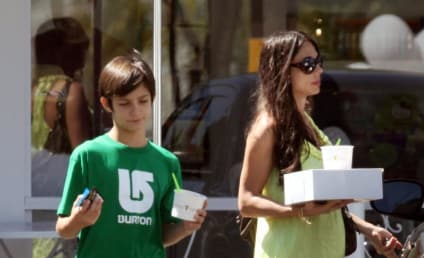 Oksana Grigorieva Claims Mel Gibson Traumatized Teenage Son; Wants Huge Payday