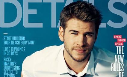 Liam Hemsworth Loves Miley Cyrus, Fried Food