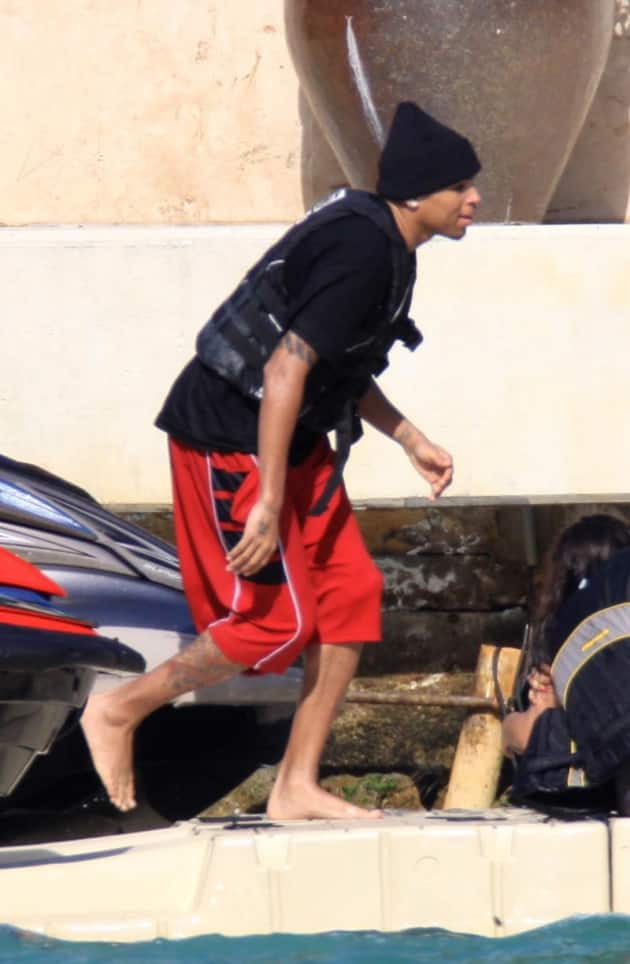 Chris Brown: Creep