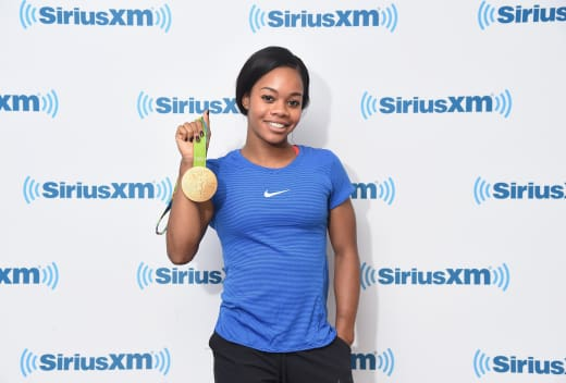 Gabby Douglas SiriusXM Gold Medal
