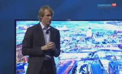 Michael Bay Freaks Out Over Teleprompter Fail, Bails on CES 2014 Speech