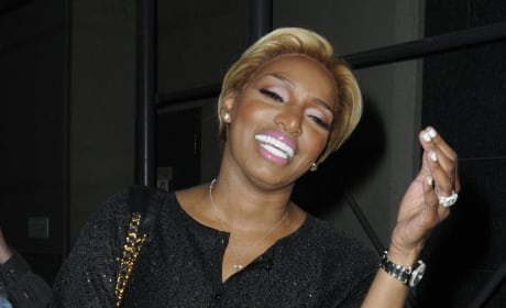 NeNe Leakes at Watch What Happens Live!