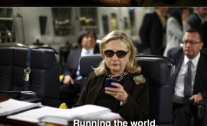 Holly Wellin Wants to Go Down on Hillary Clinton