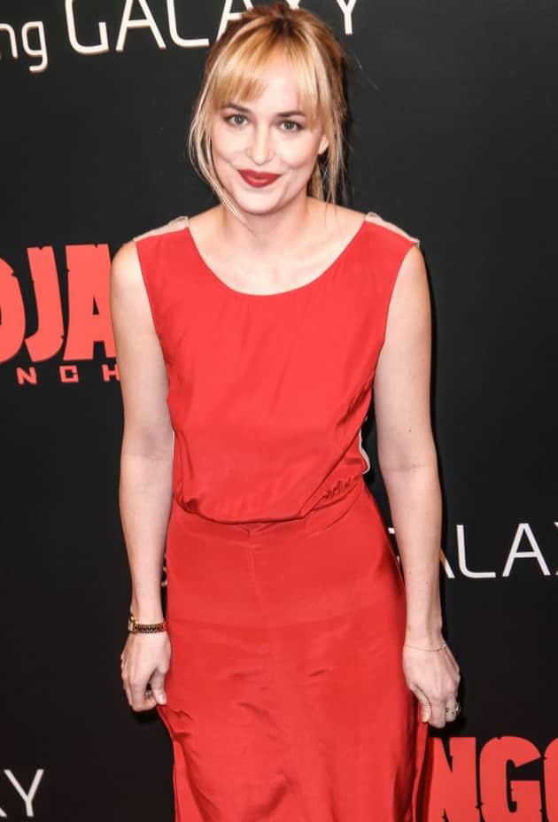 Anastasia Steele (Actress)