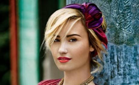 Demi Lovato for Teen Vogue