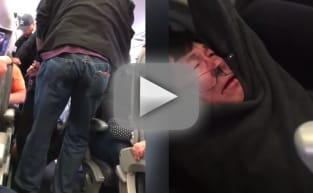 United Airlines Passenger Gets Bloodied, Bruised, Forcibly Removed from Seat