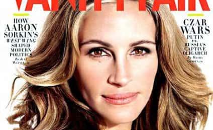 Julia Roberts Muses on Fame in Vanity Fair