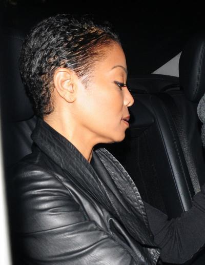New Janet Jackson Hair