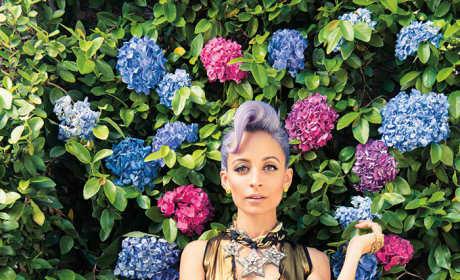 Nicole Richie in Paper Magazine