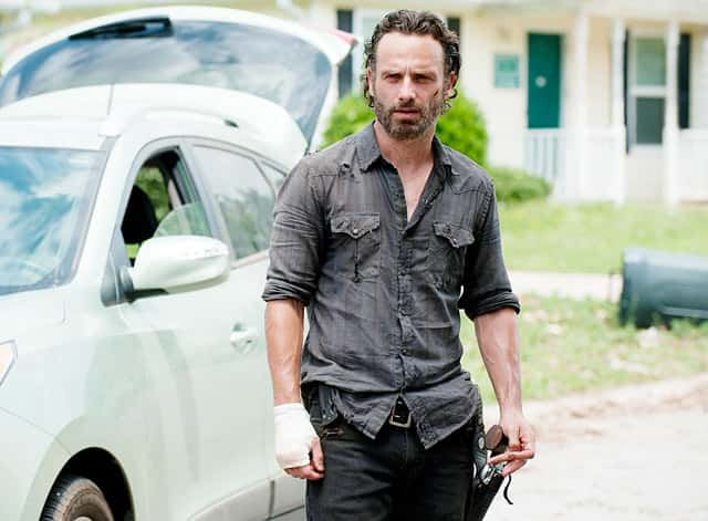 Andrew Lincoln, Now