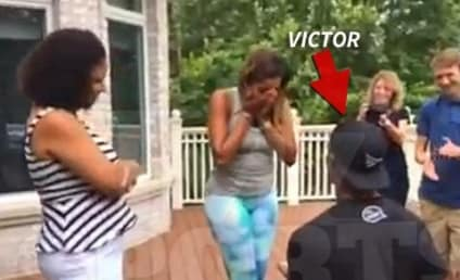 Victor Cruz Marriage Proposal: NFL Star Pulls Off the Ultimate Trick Play!